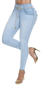 Mid/high Waisted Jeans Ref: 800368