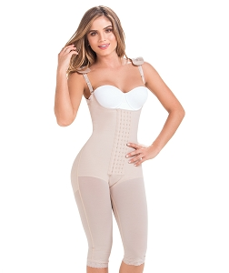 Knee Length Shapewear for Postpartum or Daily Use Ref:  9152