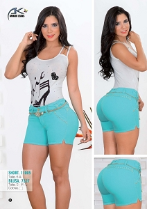 Push Up Shorts  Ref: 11005